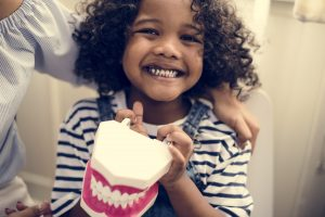 Children's Fluoride Treatment